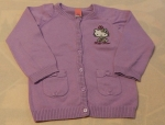 Strickjacke Gr. 92 von Hello Kitty by C&A (3793)