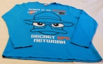 Langarmshirt Gr. 164/170 von Phineas and Ferb (1189)