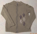 Strickjacke Gr. 122/128 (357)