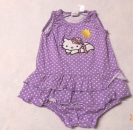 Achselbody von Hello Kitty by H&M Gr. 62 (543)