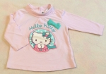 Langarmshirt Gr. 62 von Hello Kitty by C&A (3168)