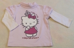 Langarmshirt Gr. 68 von Hello Kitty by C&A (3173)