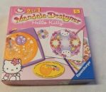 2 in 1 Mandala Design Hello Kitty  (414)
