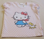 T-Shirt Gr. 68 von Hello Kitty (4985)